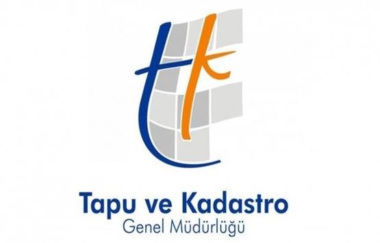 Tapu ve kadastro yatırımları için 136 milyon TL kaynak ayrıldı!