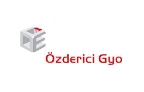 Özderici GYO finansal