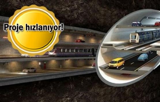 3 Katlı Büyük İstanbul Tüneli'nin planları onaylandı!