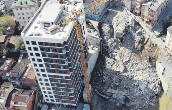 Kağıthane'de çöken binadan İVA Yapı çıktı!