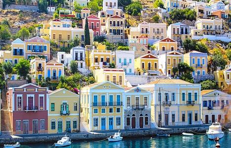 Yunanistan'da konut fiyatları