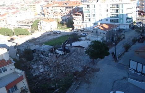 Çanakkale Kepez'de kentsel