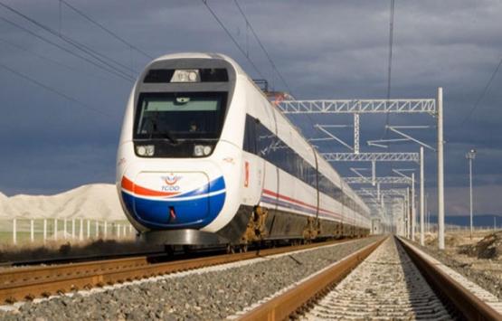 Kayseri'ye hızlı tren