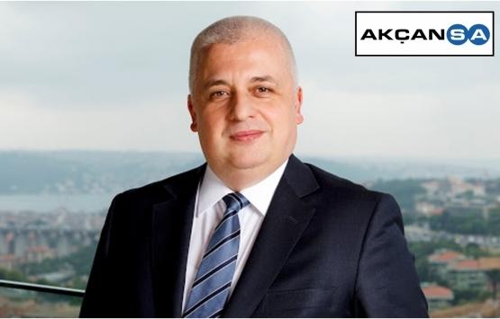 Tamer Saka Akçansa Çimento Yönetim Kurulu Başkanı oldu!