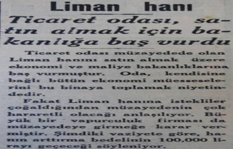 1936 yılında İstanbul