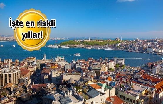 İstanbul'da depremler başladıktan sonra 3 yıl gitmeyecek!