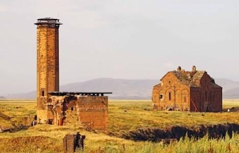 Kars'ta tarihi mekanlar
