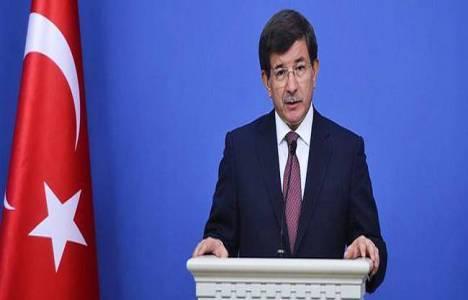 Ahmet Davutoğlu: AVM'lerde