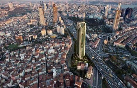 Nurol Tower Şişli satılık! 1 Haziran'da teslim!