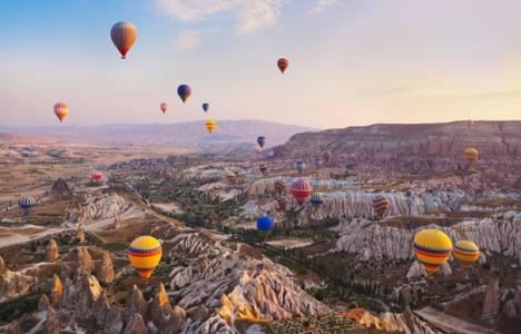 Kapadokya'da balonlar GPS'le takip ediliyor!