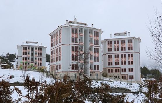 Konya Beyşehir TOKİ'de