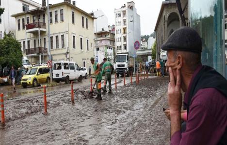 Trabzon Beşikdüzü'nde hasarlı binalar tespit ediliyor!