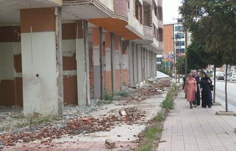 Van'da ağır hasarlı 11 bin 300 konut yıkılacak!