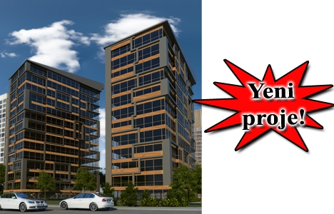 East Park Residence Pendik'te metrekaresi 4 bin 500 TL'den!