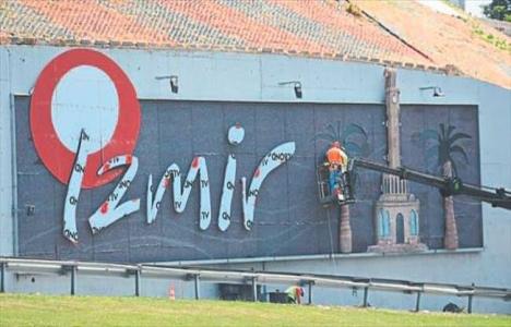 İzmir Karşıyaka'daki dikey