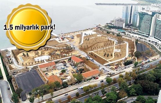 Ataköy Millet Bahçesi'nde sona yaklaşılıyor!