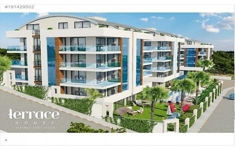 Alanya Terrace Homes