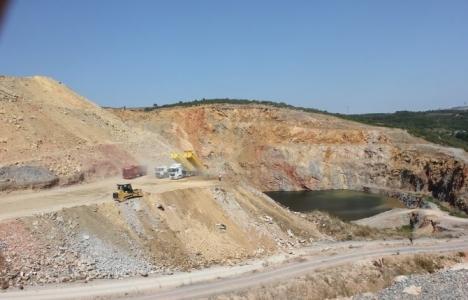 Gebze ve Körfez'de yeni hafriyat sahası açıldı!