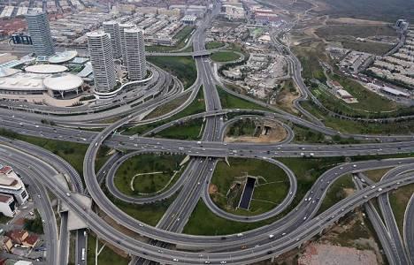 İstanbul trafiği havadan denetlendi!