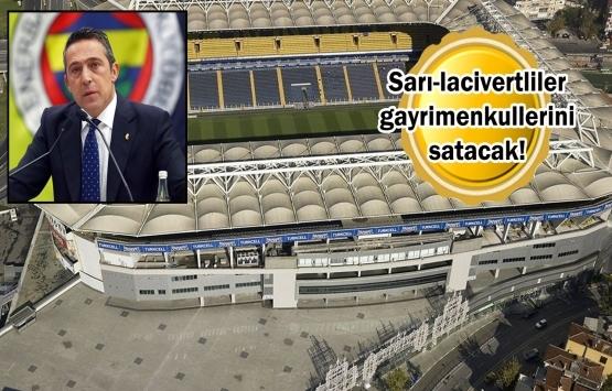 Koronavirüs Fenerbahçe'yi de vurdu! Son çare gayrimenkuller!