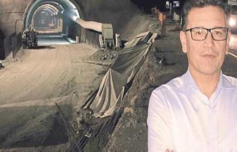 Antalya Alacasu-Phaselis Tüneli inşaatında son durum!