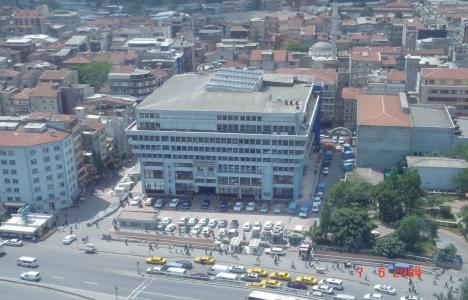 Aksaray'daki İSKİ binası yıkılacak!