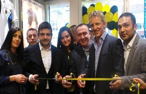 Rotterdam Fenerium mağazası açıldı!