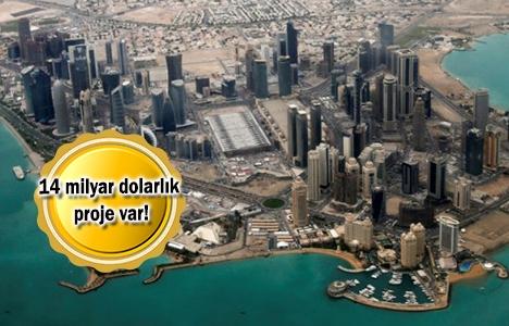 Katar'daki kriz, Türk inşaat sektörünü etkileyecek mi?