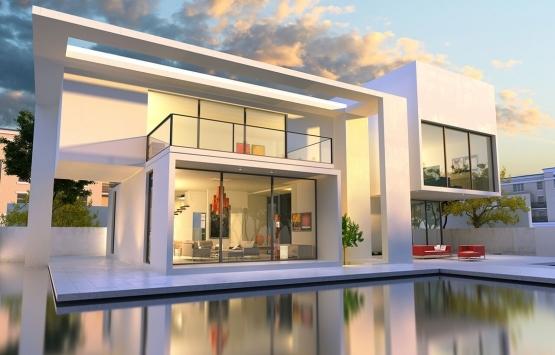 Gerçek bir ev ilk defa NFT dünyasında! 117 bin TL'lik teklif!