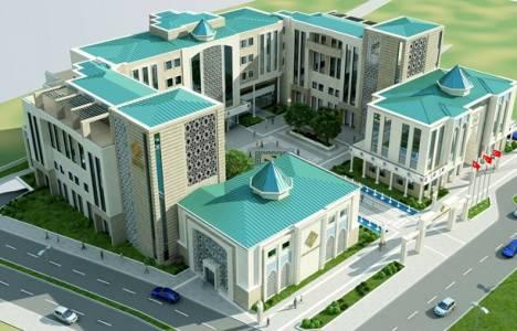 Osmaniye Yeni Belediye Hizmet Binası Temmuz'da tamamlanacak!