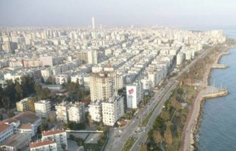 Mersin'de 6 adet gayrimenkul: 1 milyon 552 bin 80 TL'ye!