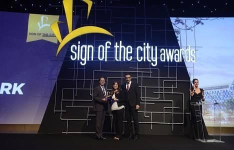 Sign of the City Awards'tan Primemall SivasPark AVM'ye ödül!