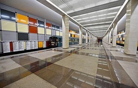 Metro istasyonlarında ticari alanlar yaratılıyor!