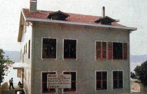 1983 yılında Vaniköy'de