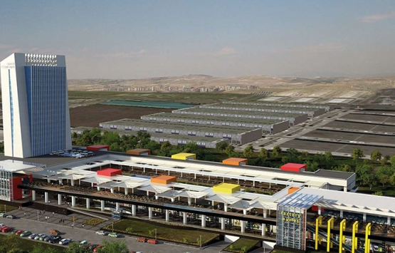 Ankara Gimart Outlet Otel 20 Ekim'de satılacak!