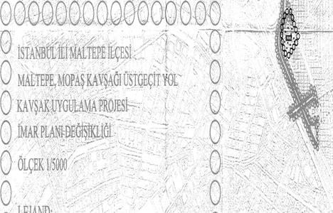 Maltepe Zümrütevler yeraltı otoparkı imar planı 1 Mayıs'ta askıdan indiriliyor!