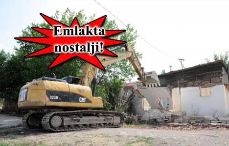 Gecekondu evleri yıkılmayacak!