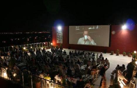 Antalya'da yazlık sinema