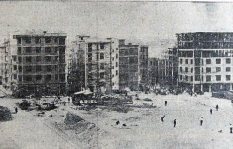 1936 yılında İstanbul'da