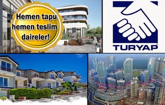 TURYAP'tan 619.7 milyon TL'ye satılık 100 gayrimenkul!