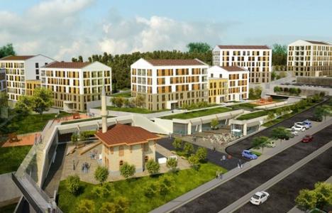 TOKİ Kayabaşı'nda 448 konut inşa edecek!