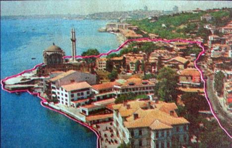 1991 yılında Ortaköy