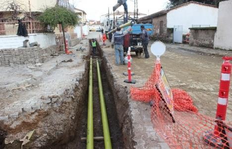 İzmir Menderes doğalgaz