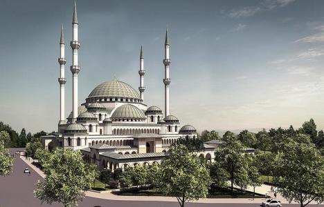 İzmir'e 15 bin kişilik cami inşa ediliyor!
