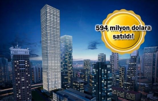 ICBC, İstanbul Tower 205 projesini satın aldı!