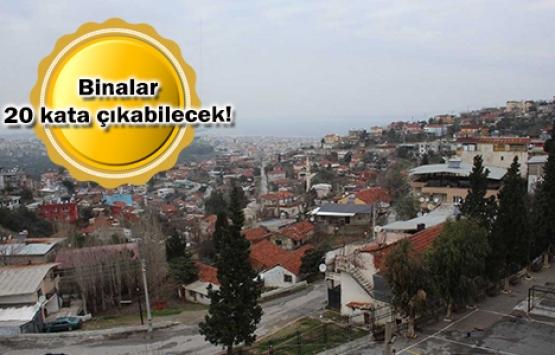 İzmir Karabağlar'a yüksek yoğunluklu yeni imar planı!