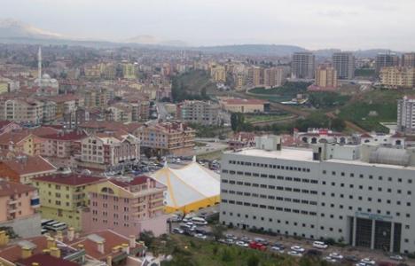 Ankara Keçiören'deki sosyal