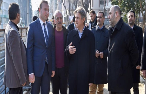 Beyoğlu Tophane Parkı yenileniyor!