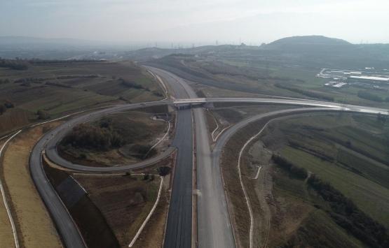 Kuzey Marmara Otoyolu Nakkaş-Başakşehir kesimi ihalesi 21 Mayıs'ta!