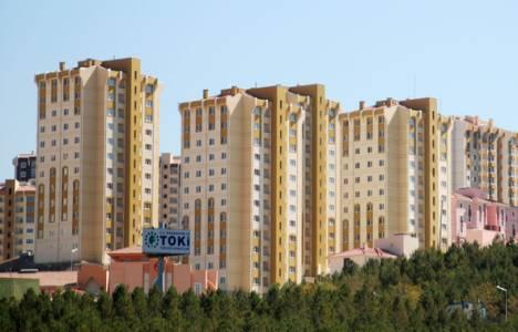 TOKİ'nin Samsun'da inşa